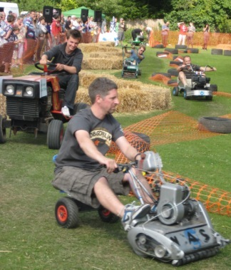 lawnmowerracing