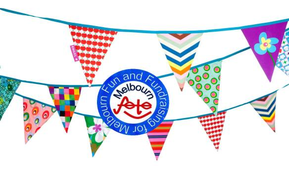 Badge and Bunting